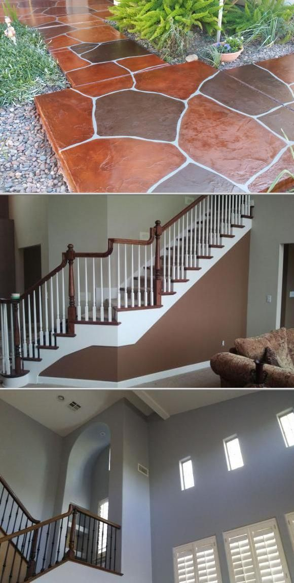 Finesse Painting And Concrete Coatings Offers Floor Installation Services That Will Jazz Up Your Surf Concrete Floor Coatings Concrete Coatings Concrete Floors