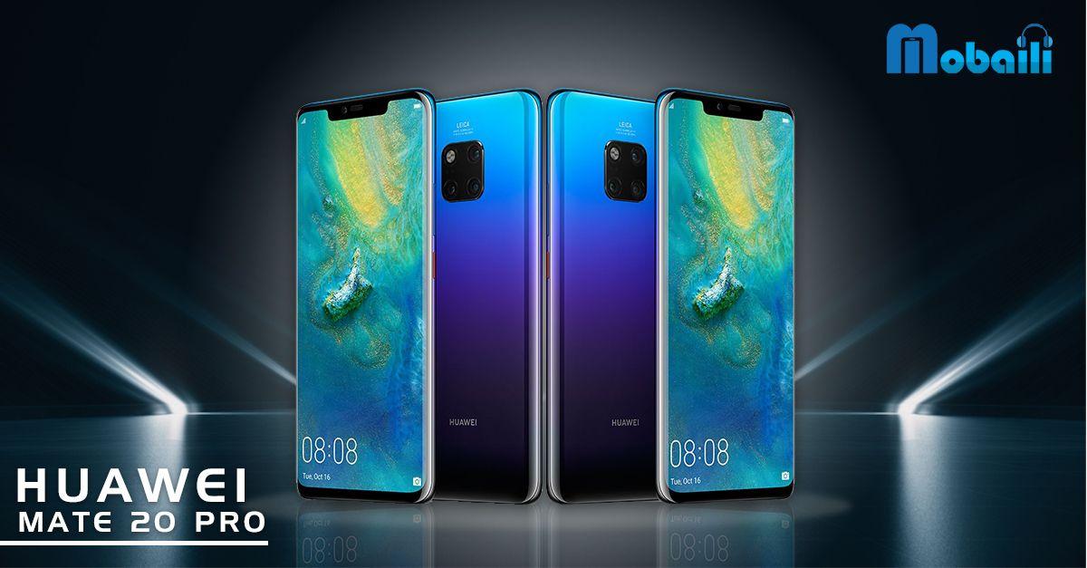 جدد هاتفك من علي موقع موبايلي Huawei