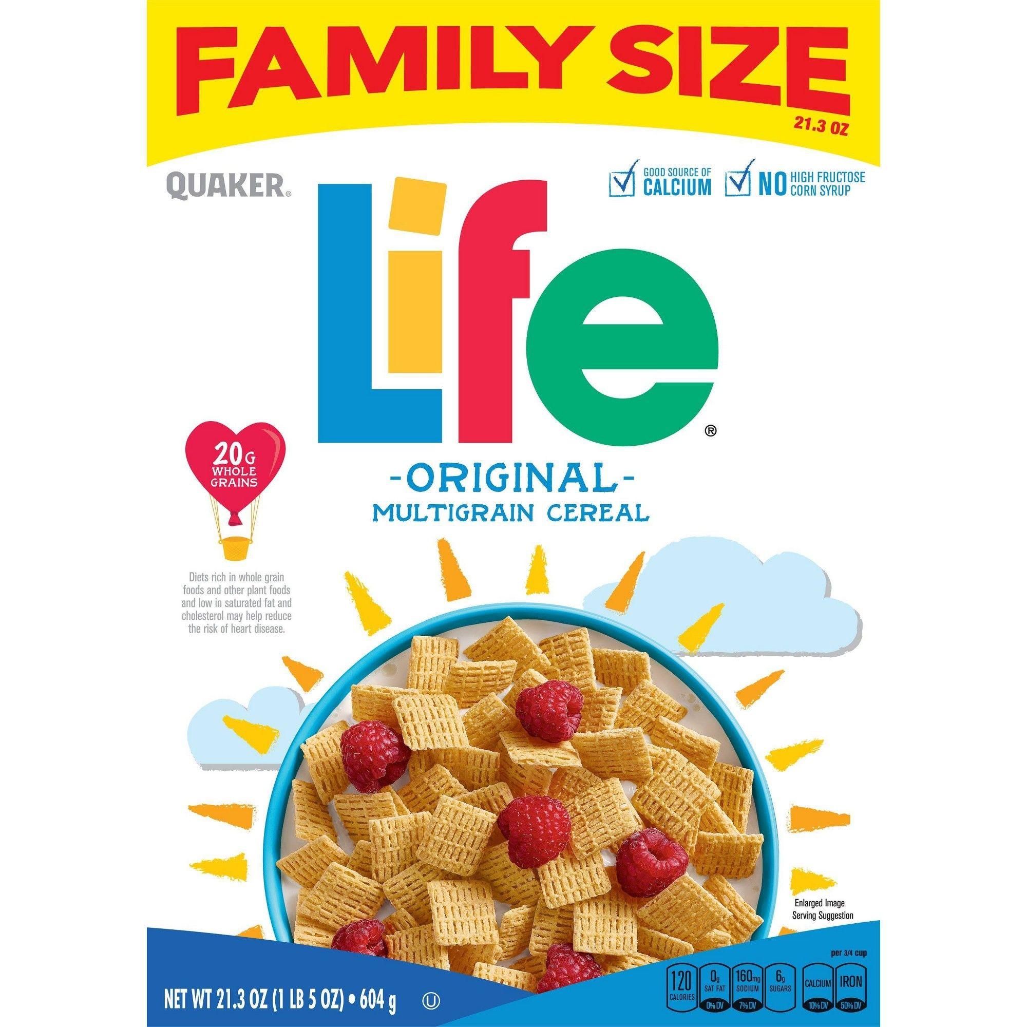 Life Original Multigrain Breakfast Cereal