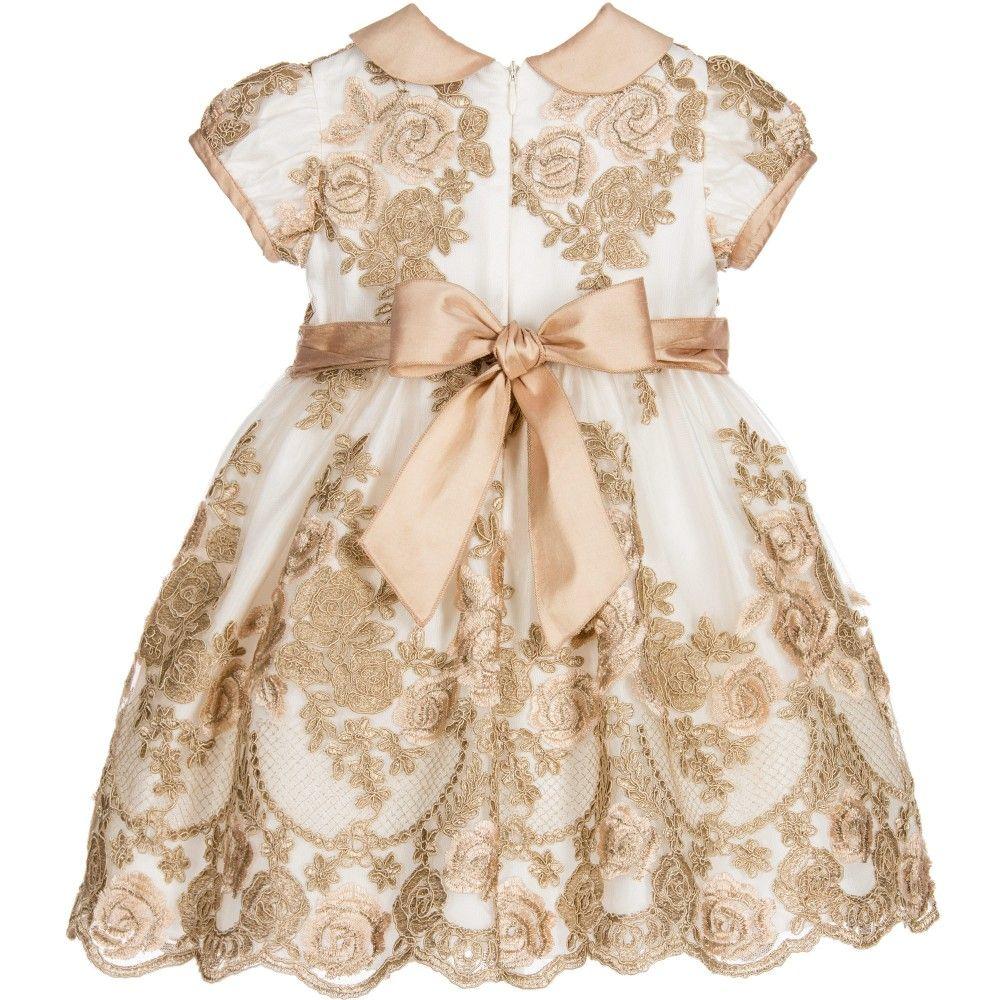 Ivory tulle u gold lace dress gold lace dresses