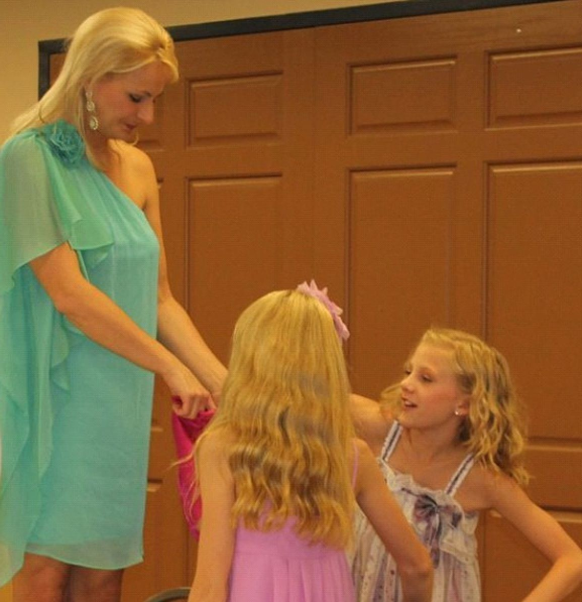 Christi Chloe And Paige A Meet And Greet 3 Dance Moms