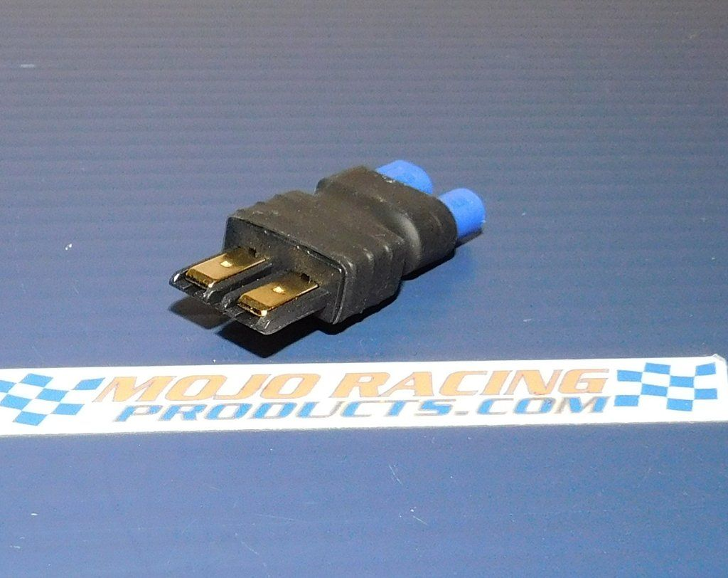 Traxxas TRX Male to EC3 Female No Wire Adapter   RC Battery No Wires ...