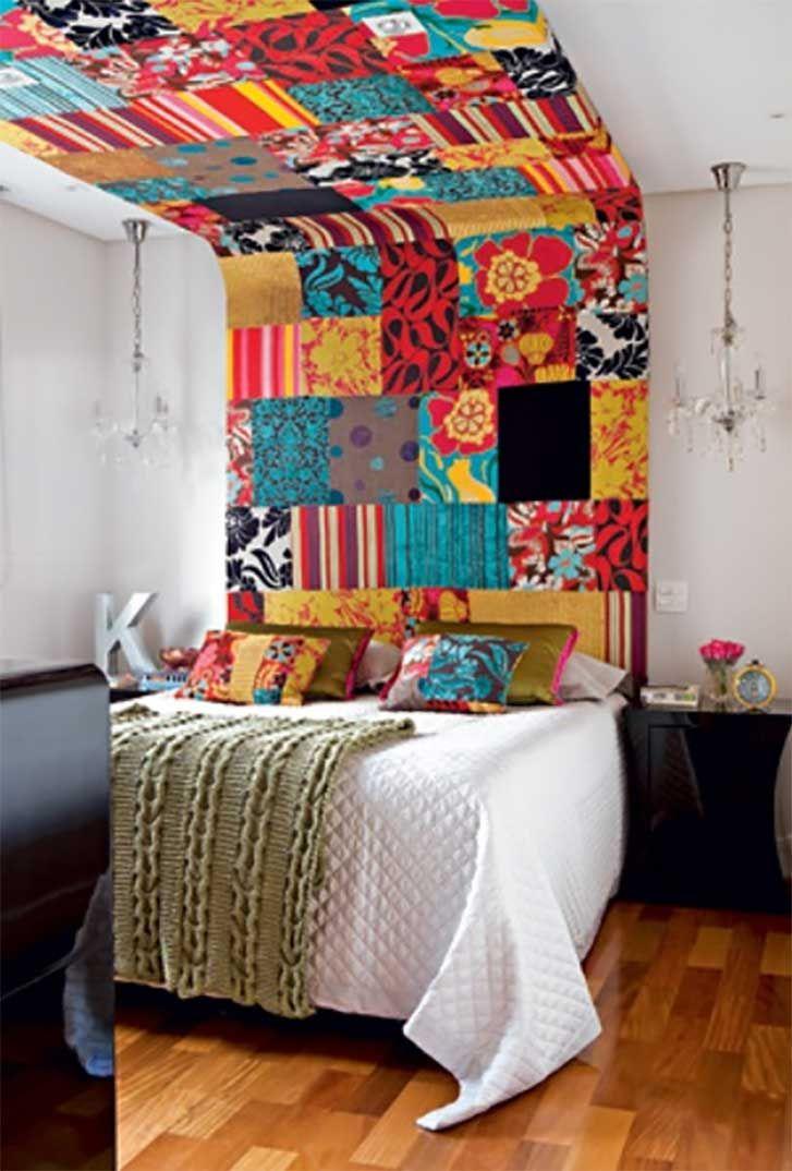Arte na Decoração. Decore Sua Casa Com Artesanato | Fórum da Construção