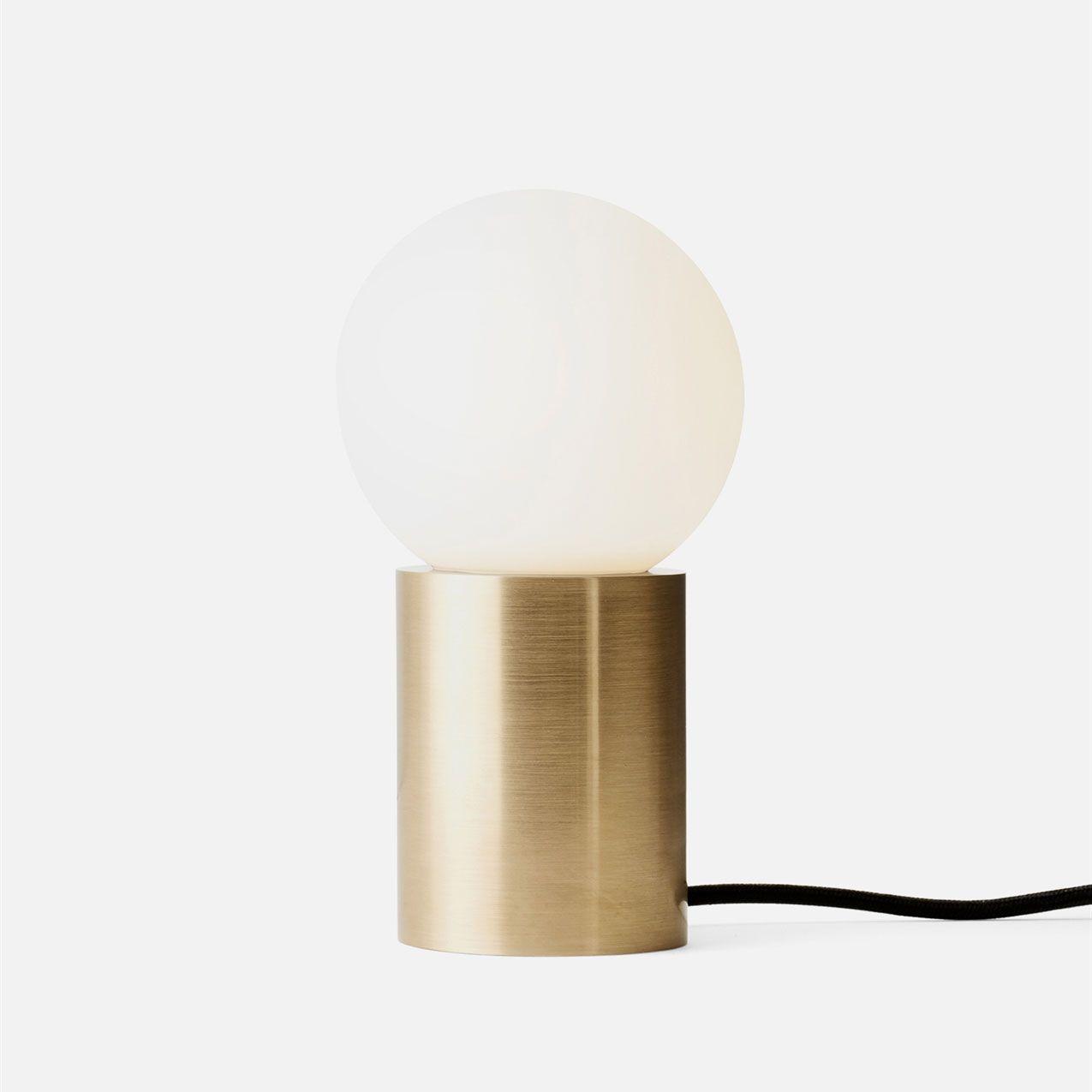 Socket Table Lamp By Menu