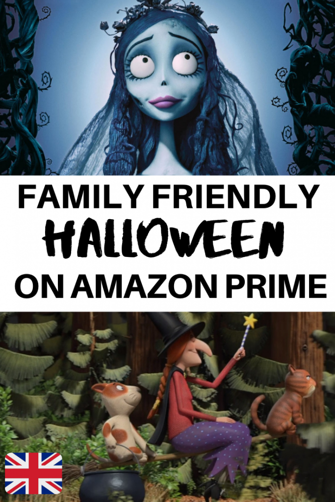 Best Family Halloween Movies and Shows on Amazon Prime