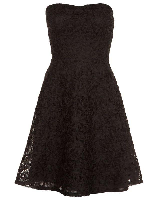aceb2e02f9d Morgan Robe de soiree - noir mode femme fashion dentelle noir