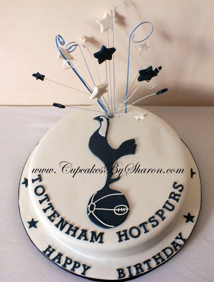 tottenham spurs cake cake designs pinterest spurs