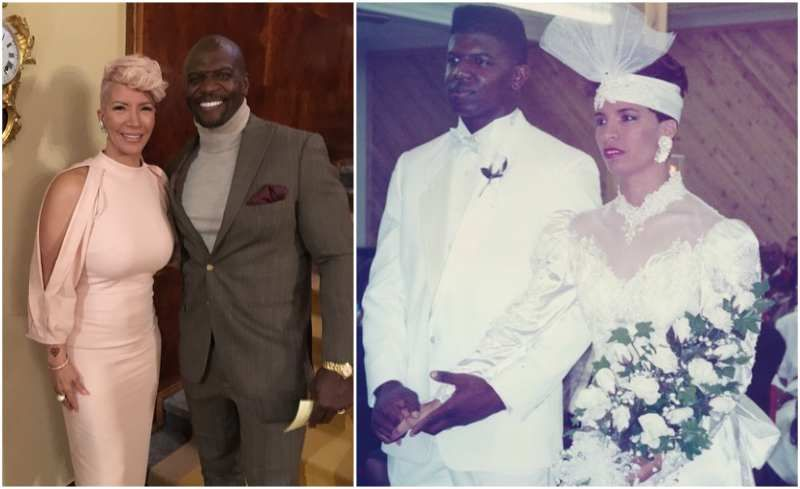 Terry Crews Family 5 Kids Wife Siblings Parents Bhw Terry Crews Celebrity Couples Celebrity Families