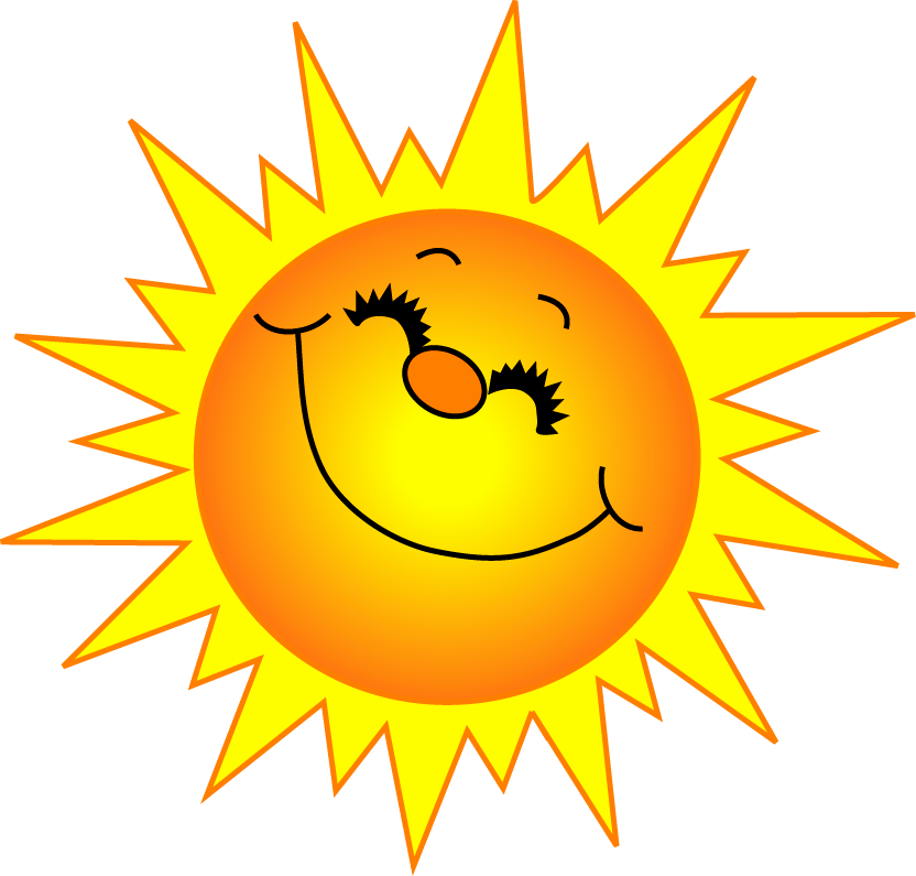 sunshine and springtime sunshine and smileys rh pinterest com smiling sun with sunglasses clipart smiling sun clipart images