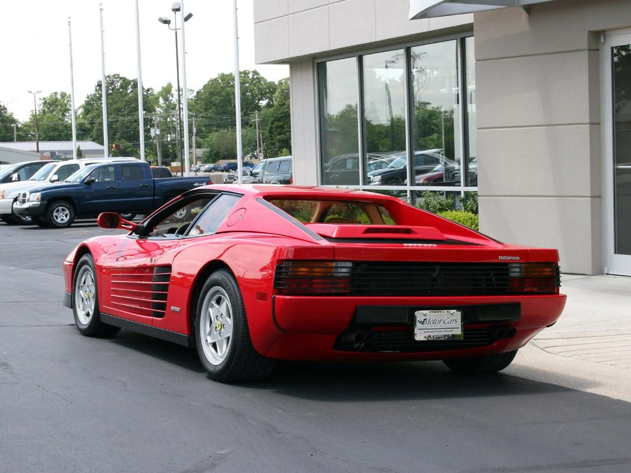 Ferrari testarossa convertible never made by ferrari themselves ferrari testarossa convertible never made by ferrari themselves but reminds me of playing outrun as a child cars pinterest ferrari convertible and vanachro Gallery