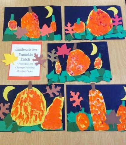 It's just a graphic of Terrible Pumpkin Artwork Preschool
