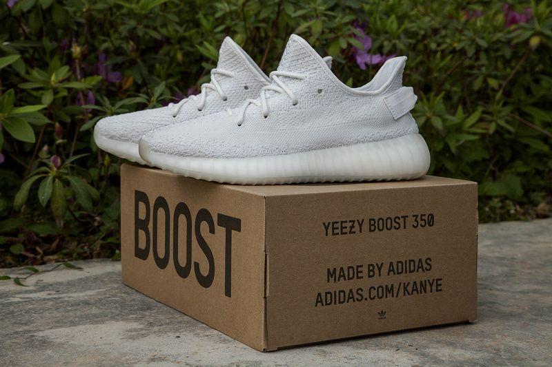 2eddea5cb Adidas-Yeezy-Boost-350-V2-Cream-White–White-2