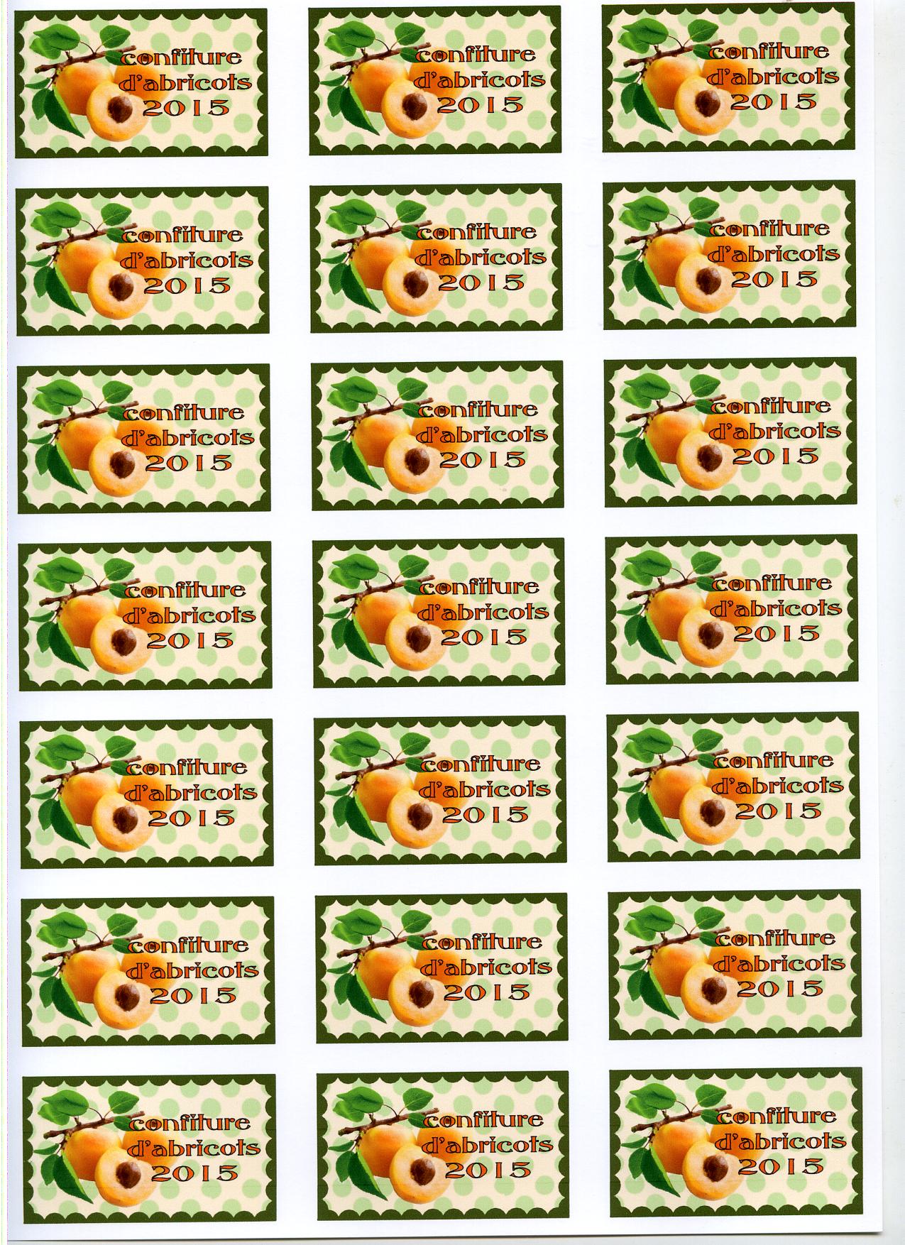 Confiture D Abricots
