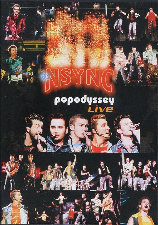 *NSYNC - PopOdyssey Live