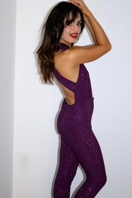 A Selenaween Selena quintanilla costume, Selena costume