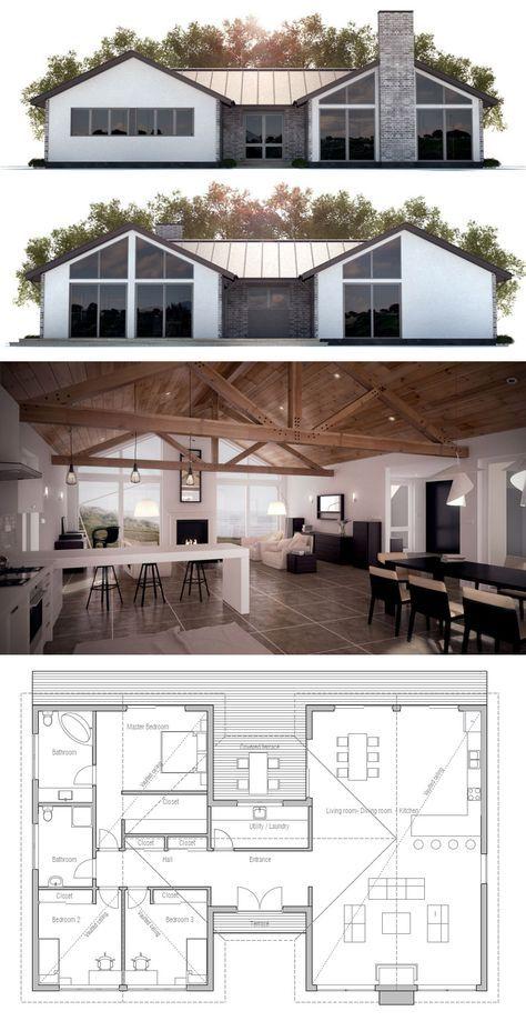 House Plan CH290