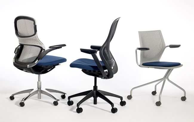 Knoll Unveils An Office Chair That Lets You Squirm With Images