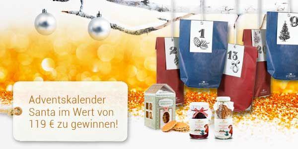 Beantworten Sie Unsere Frage Und Gewinnen Sie Unseren Exklusiven Adventskalender Santa Im Wert Von 119 Adventkalender Gewinnspiel Adventskalender