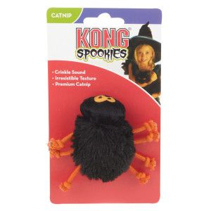 Kong Halloween Spider Toy For Cats Petsmart Pet Accessories