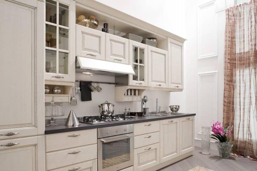 White rustic kitchen. Veneta Cucine - Memory   cucine   Pinterest ...