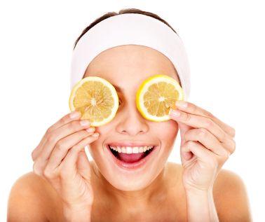 gommage au citron pour le visage pour peaux grasse mixte ou s che beaut conseils beaute