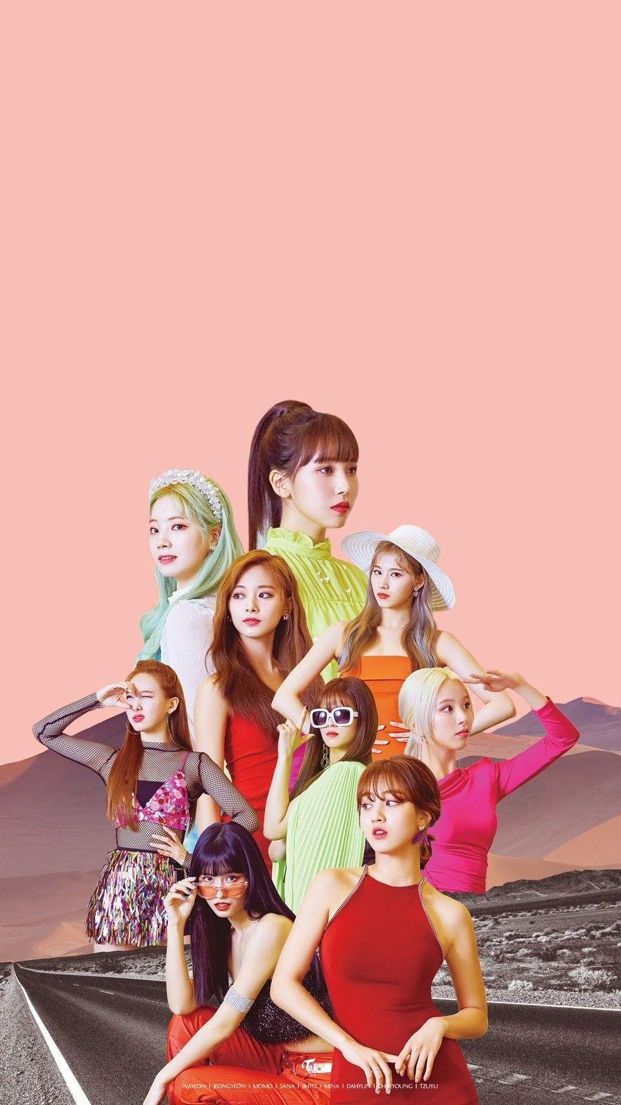 TWICE FANCY wallpaper Kpop girl groups, Kpop groups