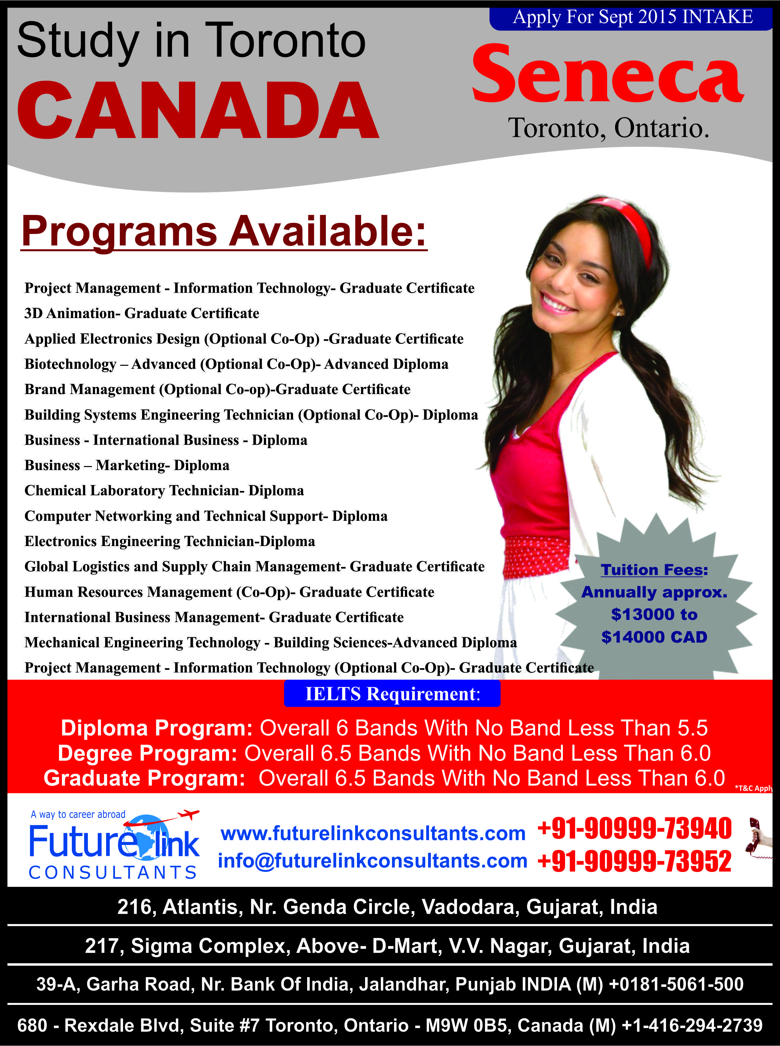 Study In Canada Build Your Skills And Reinforce Your Career Abroad