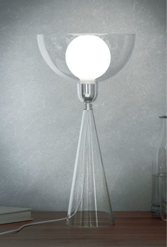 Lady Shy Table Lamp By Giovanni Alessi Anghini Gabriele