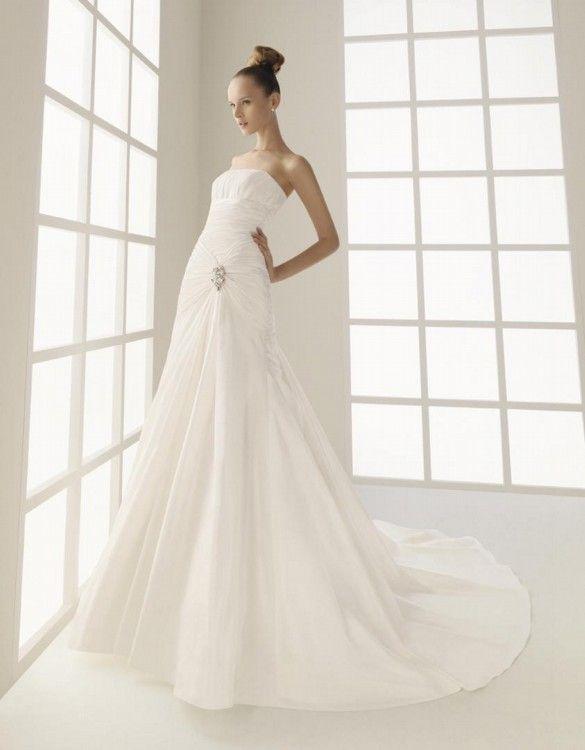 Rosa Clara Caoba Size 8 New Wedding Dress | Still White Australia