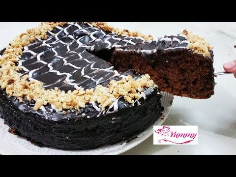طريقة كيكة المقلاة في 5 دقائق سريعة و اقتصادية Youtube Desserts Food Cake