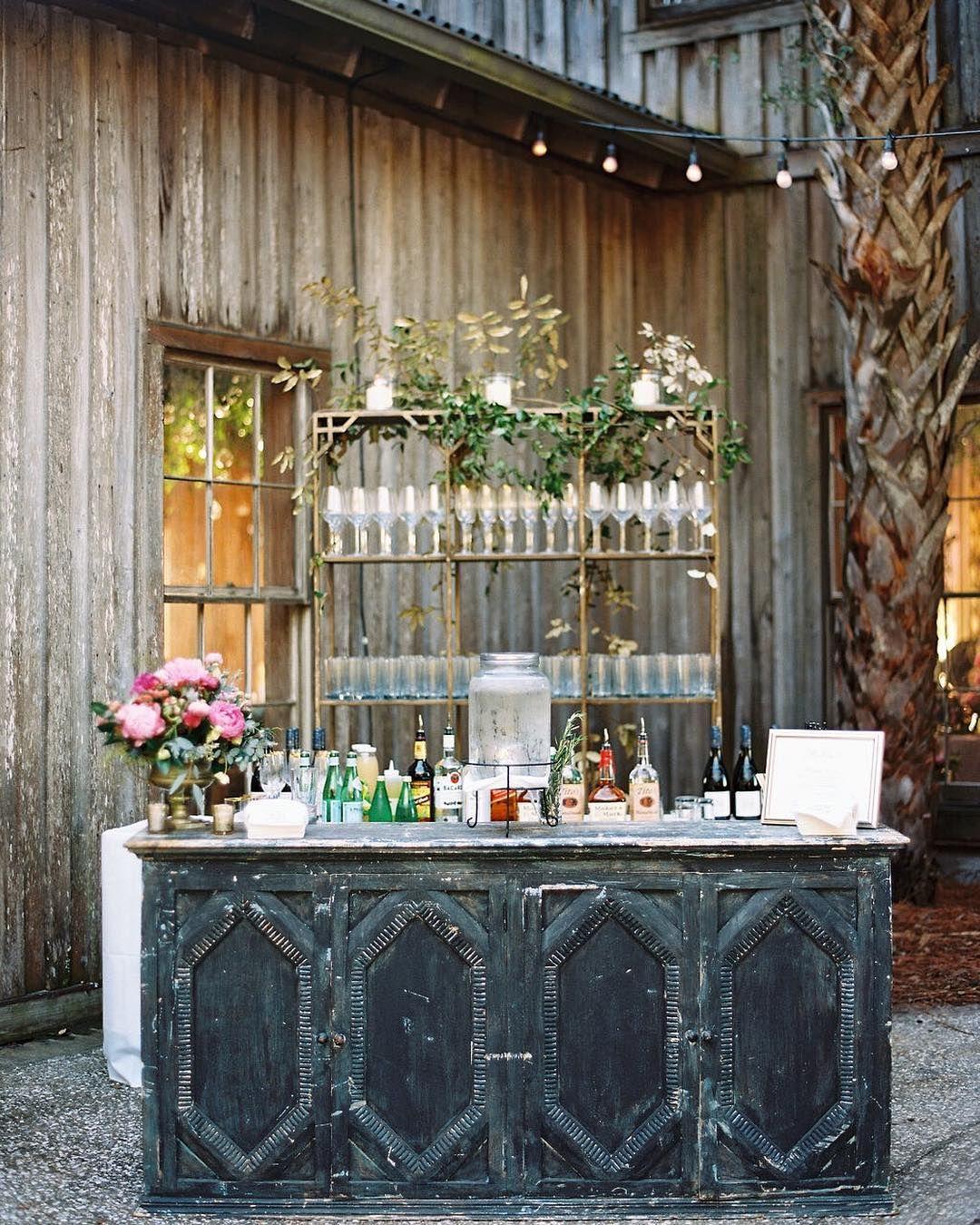 "Premier Weddings & Events on Instagram ""Bar goals"