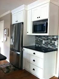 Image Result For Microwave Wall Cabinet Shelf