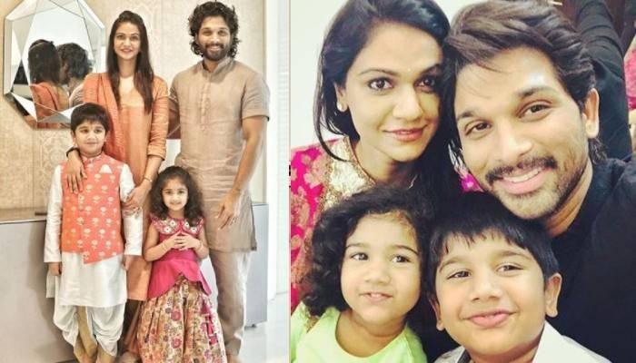 साउथ फिल्म इंडस्ट्री के सुपरस्टार अल्लू अर्जुन (Allu Arjun) सोशल मीडिया पर काफी एक्टिव रहते हैं। वह हर किसी खास मौके पर अपने परिवार के साथ तस्वीरें व वीडियो शेयर करना नहीं भूलते हैं। शायद यही वजह है कि सोशल मीडिया पर इनकी फैन फॉलोइंग फेमस बॉलीवुड अभिनेताओं से भी कहीं ज्यादा है। इनके चाहने वाले भारत ही नहीं बल्कि पूरी दुनिया में हैं। जहां फेसबुक पर अल्लू के फॅालोवर्स की संख्या एक करोड़ के पार है। वहीं, इंस्टाग्राम पर इन्हें करीब 90 लाख से अधिक लोगफॉलो करते हैं। इनकी फैमिली से जुड़ी कोई भी