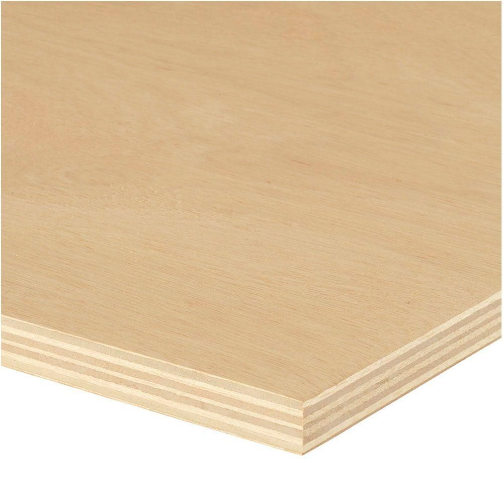 Null Sande Plywood Common 3 4 In X 4 Ft X 8 Ft Actual 0 709 In X 48 In X 96 In Hardwood Plywood Plywood Plywood Projects