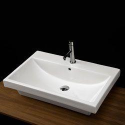 Lacava 4271 Piazza Wall Mount Porcelain Sink With Overflow Lacava Homeremodel Bathroomremodel Blondy Sink Vanity Tops With Sink Double Sink Bathroom Vanity