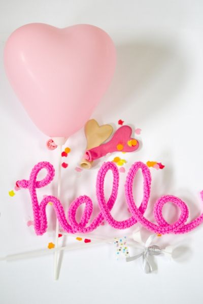 Little Lovely Company - Mini Balloons: Hearts