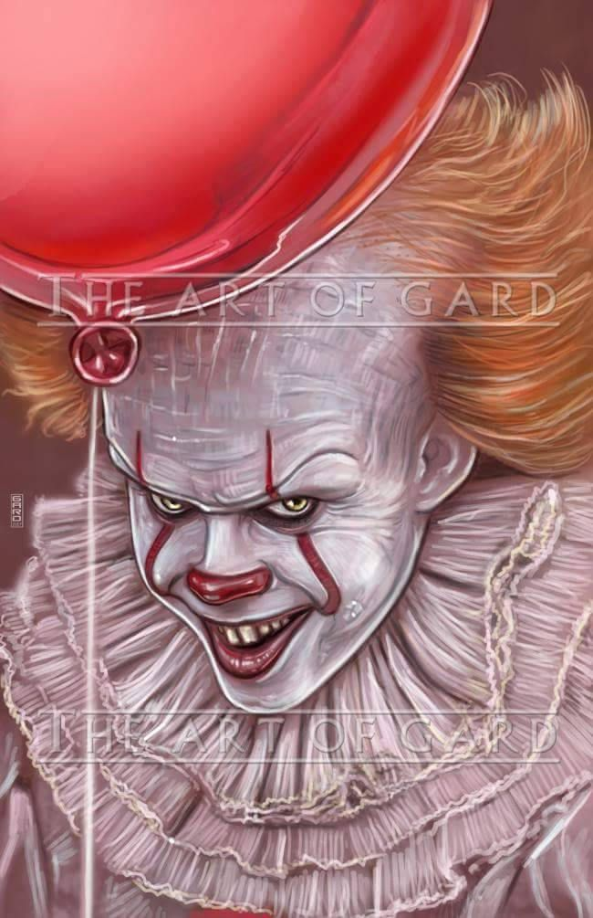 Pennywise From Stephen King's IT | Stephen king movies ...