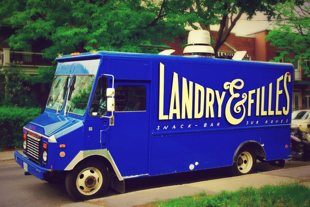 Landry & filles Association des restaurateurs de rue du