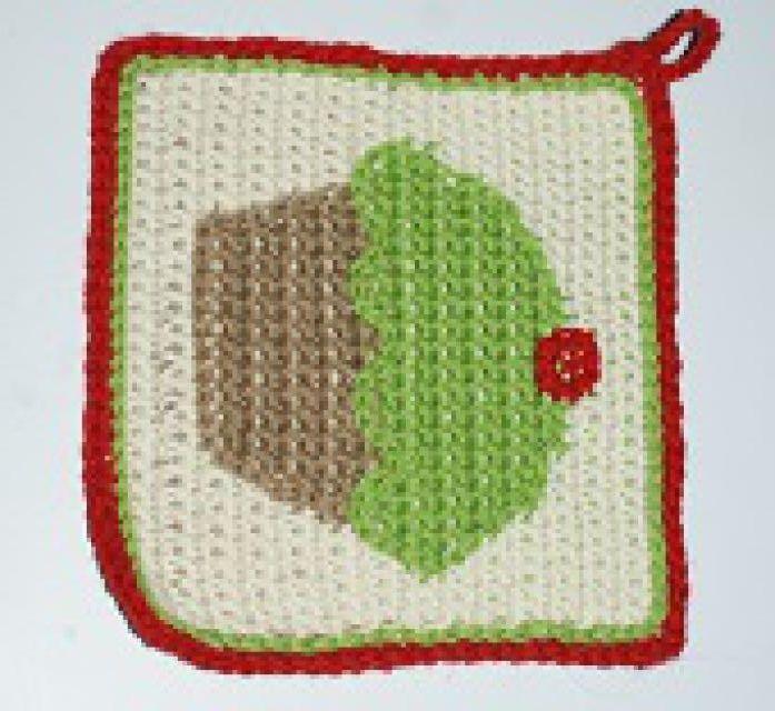 Free Crochet Cupcake Pattern | Crochet for the Home | Pinterest
