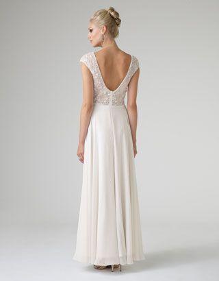 Jennifer Prom Dress | White | Monsoon | Dream Clothing | Pinterest