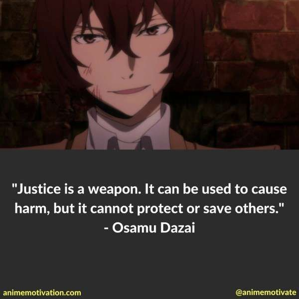 Check Out These 6 Powerful Quotes From Bungou Stray Dogs