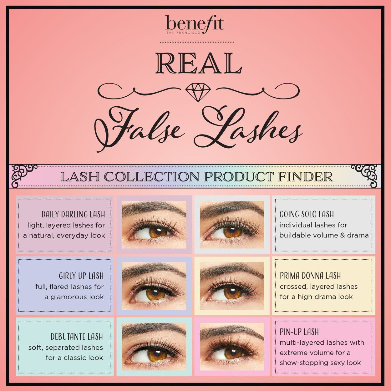 d307be01a9c Benefit Just Launched False Lashes For People Who Hate False Lashes ...