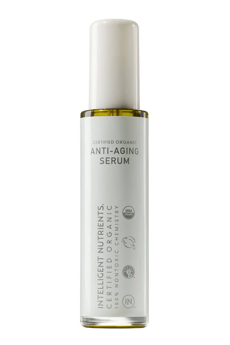 Intelligent Nutrients Organic Anti-Aging Serum.  Really like it.  By online