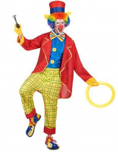 Lustiges Clown Kostum Fur Herren Bunt Kostume Pinterest Clown
