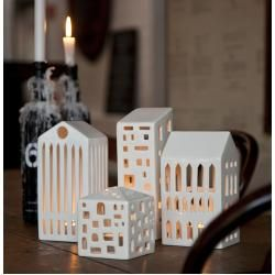 Photo of Christmas villages & light houses
