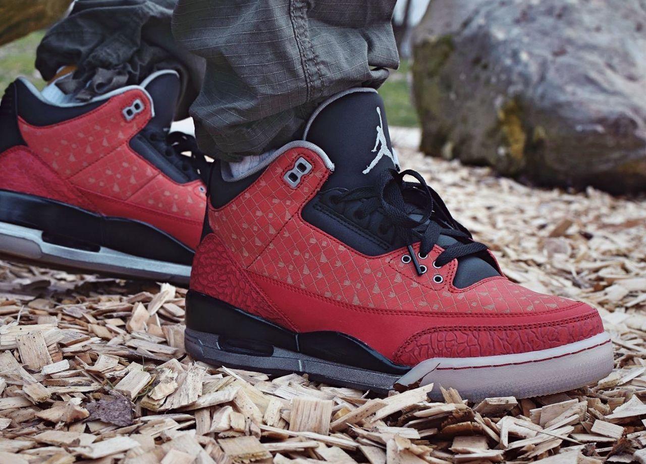 best sneakers 5dd5b 1e0e0 Nike Air Jordan III Retro DB Doernbecher - 2013 (by nirmax)