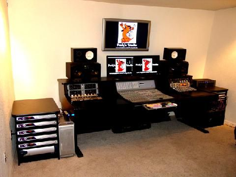 Groovy Best Home Recording Studio Home Recording Studio Equipment List Largest Home Design Picture Inspirations Pitcheantrous
