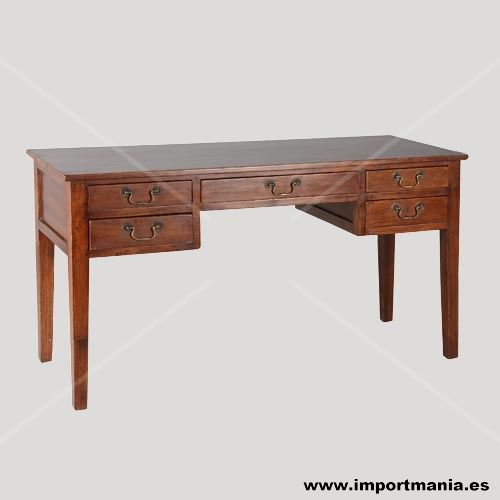 Escritorio cl sico madera chino muebles chinos muebles for Muebles chinos online