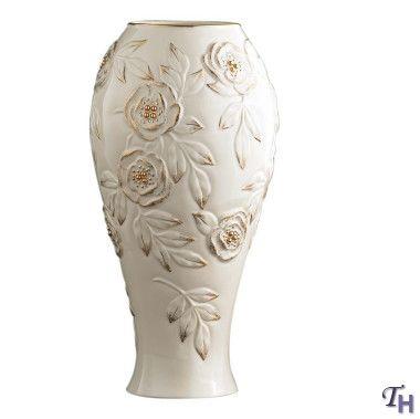 Lenox Vases Lenox Golden Roses Large Vase Vases Pinterest