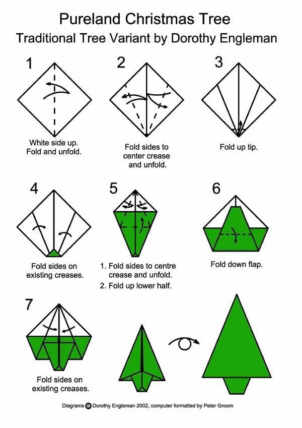daru hajtogat s l p sei google keres s pro inspiration rh pinterest nz Christmas Origami Snowflake origami christmas star diagram